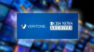 Veritone/CBS News