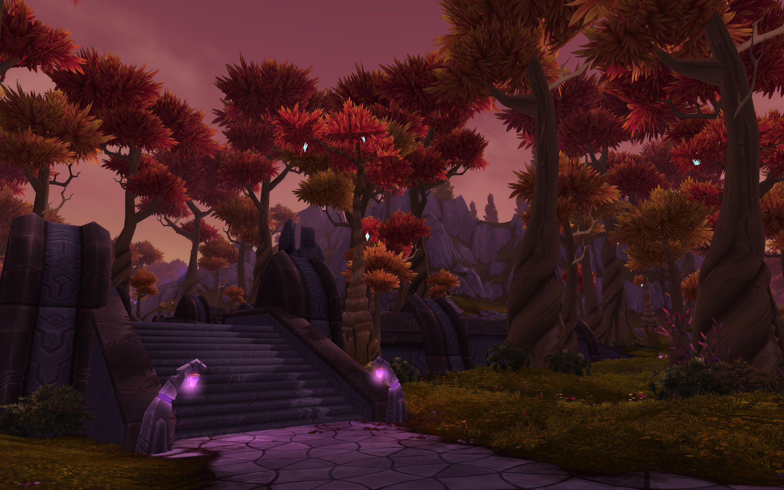World Of Warcraft: Warlords Of Draenor Screenshots Travel To First Dungeon #30658