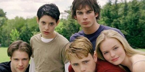 Young Americans cast