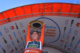 Daryl Impey won the 2019 Tour Down Under
