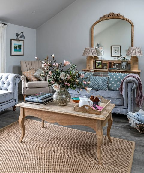 20 Country Living Room Ideas Cozy, Country Living Room