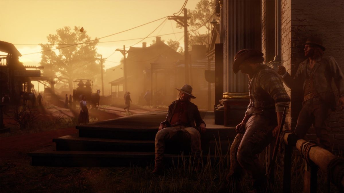 Saddle up for Red Dead Redemption 2's stunning 4K/60fps PC trailer