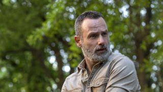 Andrew Lincoln in Walking Dead