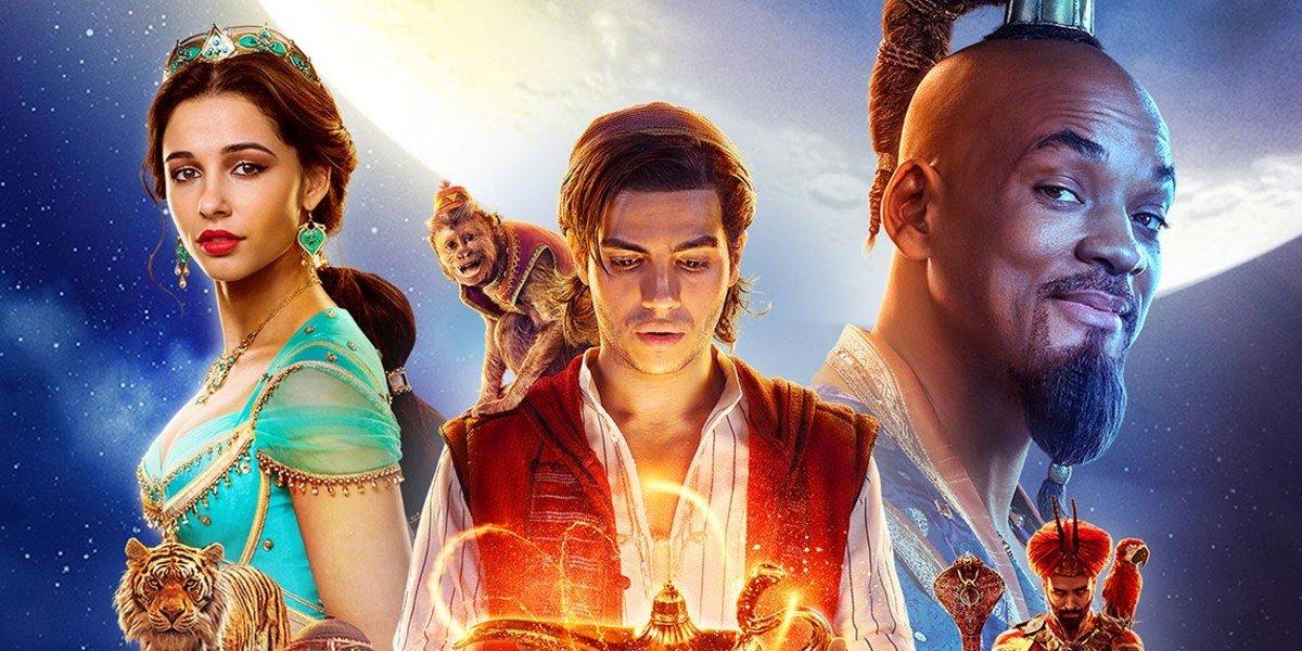 Aladdin (2019) Poster