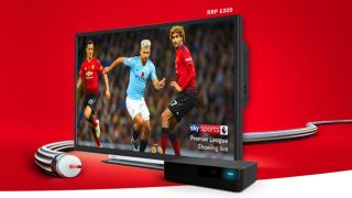 Virgin Media broadband flash sale: get a free 43-inch 4K TV with selected deals now FREE