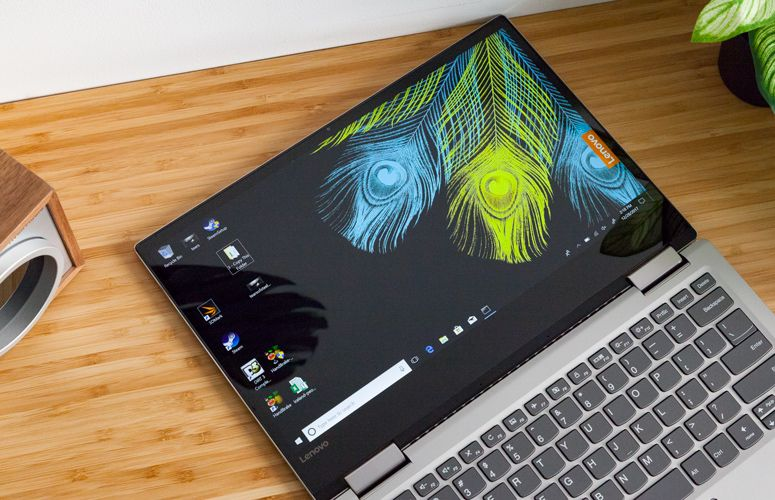 Lenovo Yoga 720 13 Inch 8th Gen Full Review And Benchmarks Laptop Mag
