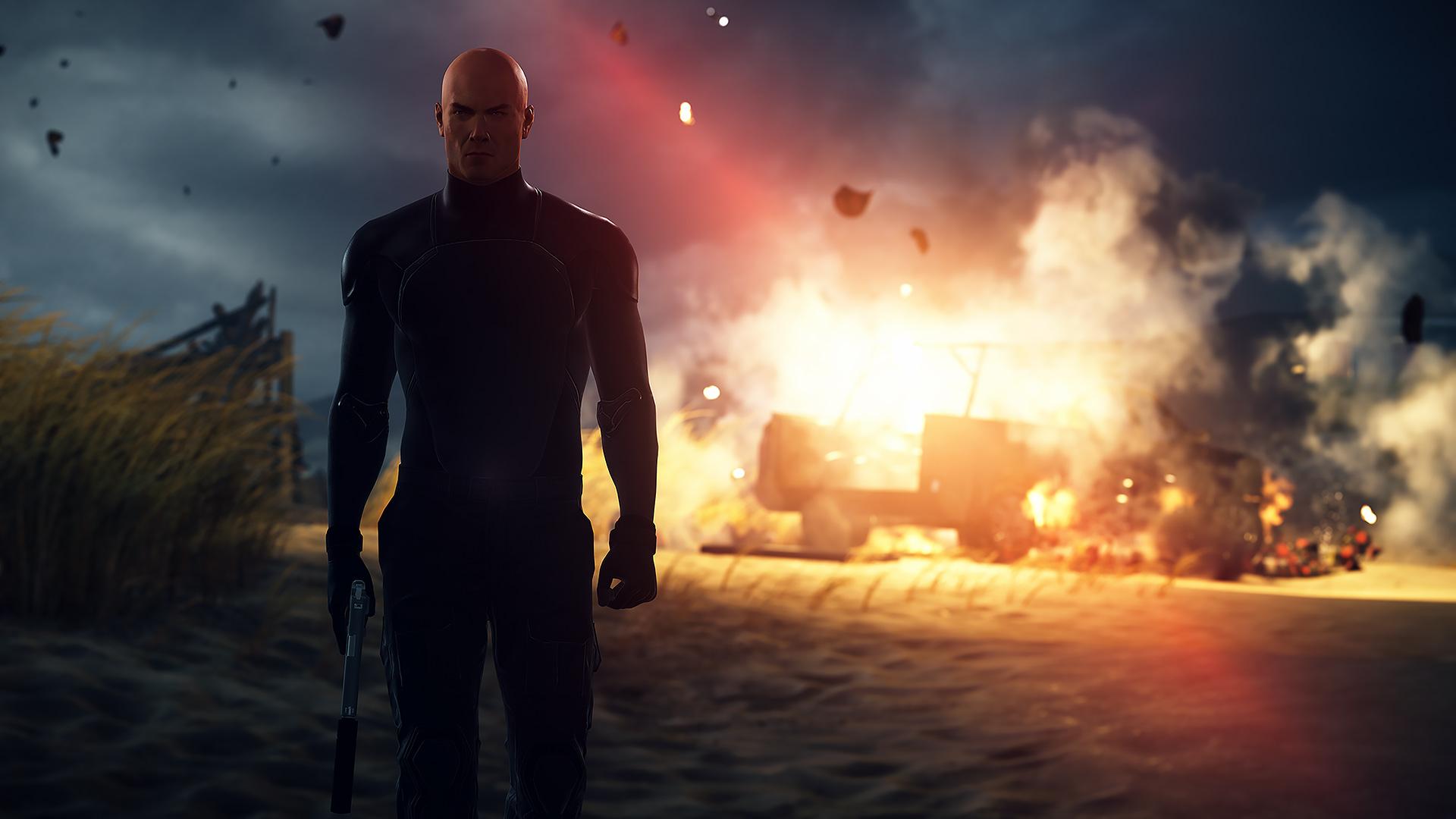 Hot damn, Hitman 2's 2019 roadmap promises a new level set