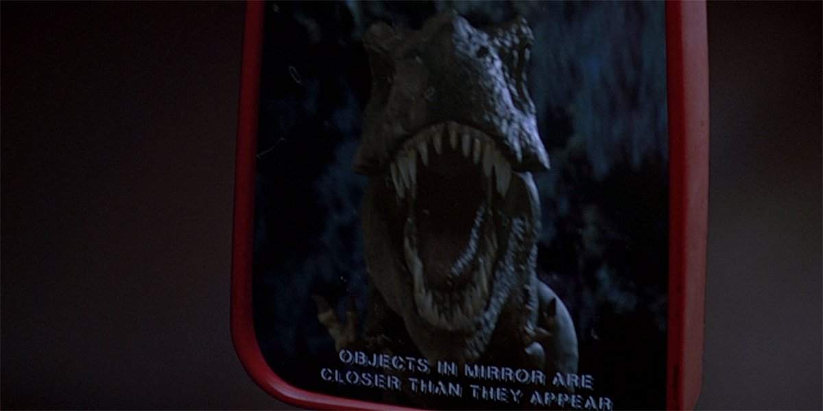 Sorry Jurassic Park, New Research About The T-Rex Blows A Hole In Some Iconic Scenes - CinemaBlend