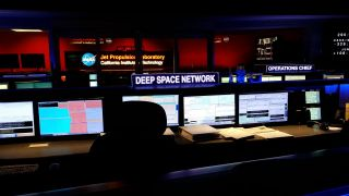 Deep Space Network Command Center