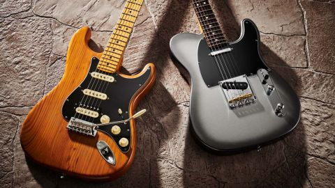 Fender American Professional II Telecaster & Stratocaster HSS