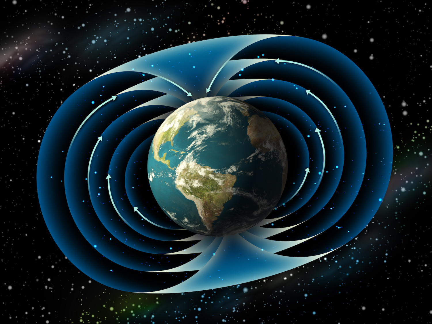 Earth's Last Magnetic-Pole Flip Took Much Longer Than We Thought | Space
