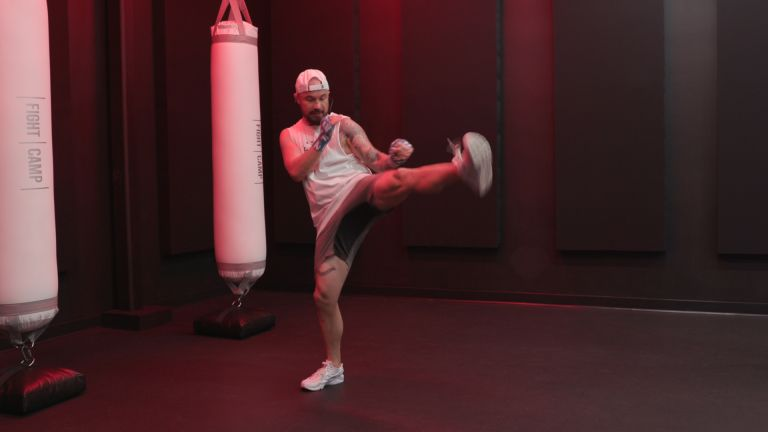 15-Minute Bodyweight Workout with Aaron Swenson (No equipment needed)