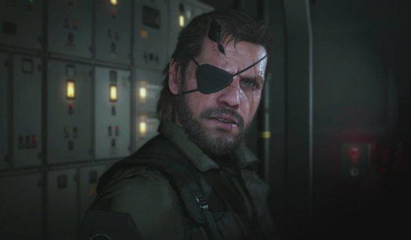 Metal Gear Solid Phantom Pain Venom Snake