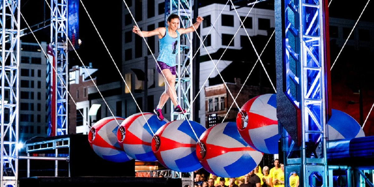 Michelle Warnky American Ninja Warrior