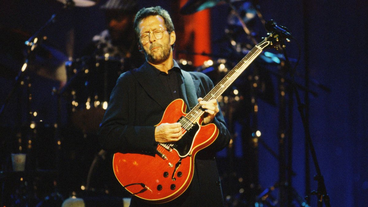 Classic interview: Eric Clapton on Robert Johnson's blues legacy