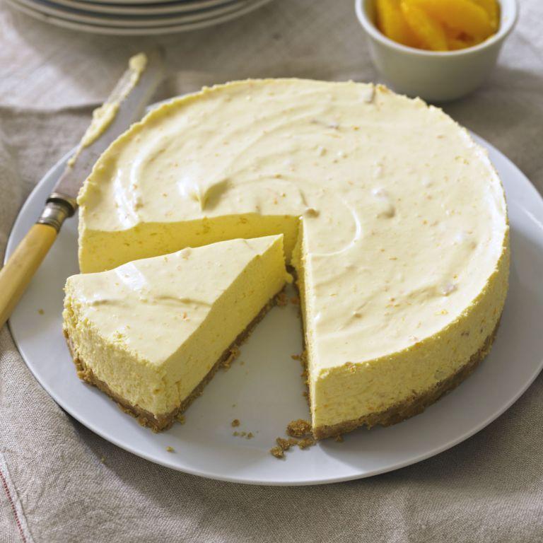 Seville Orange Cheesecake recipe-Cheesecake recipes-recipe ideas-new recipes-woman and home