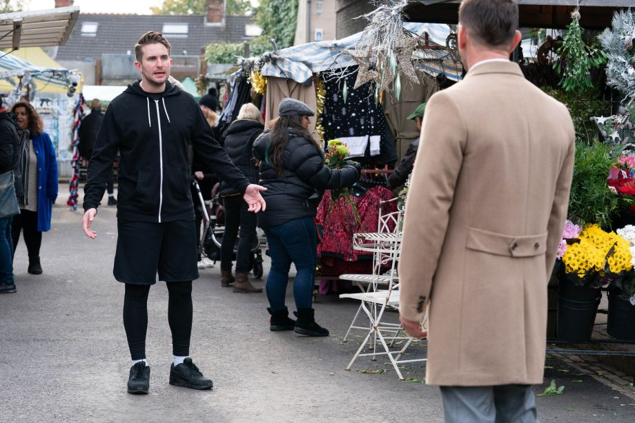 Callum's luck has run out in EastEnders