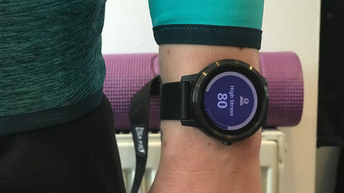 What my smartwatch taught me about my anxiety