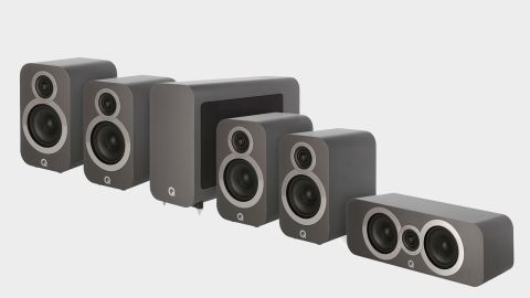 Q Acoustics 3010i 5.1 home cinema pack sound system review
