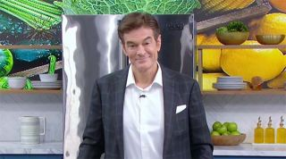 Dr. Oz hosts Sony Pictures Television's 'The Dr. Oz Show,' now in its 12th season.