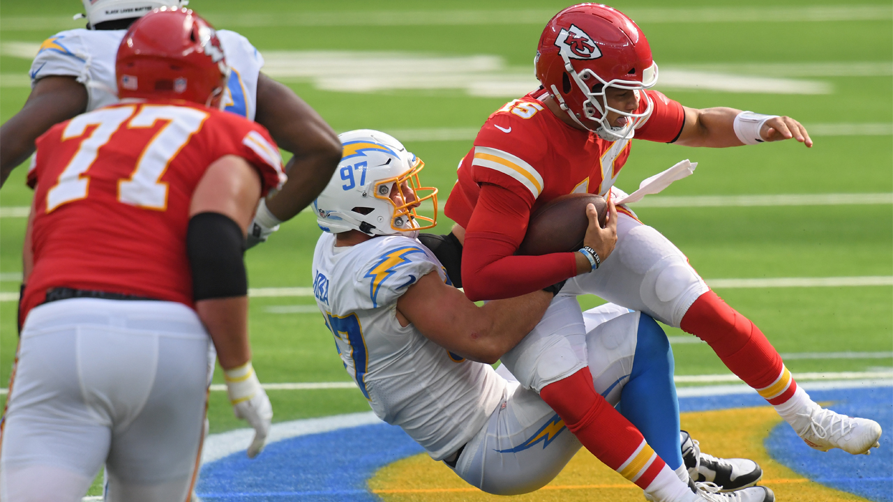 Chargers vs Chiefs live stream: how to watch NFL online from anywhere thumbnail