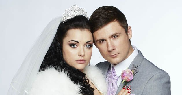 EastEnders Whitney and Lee