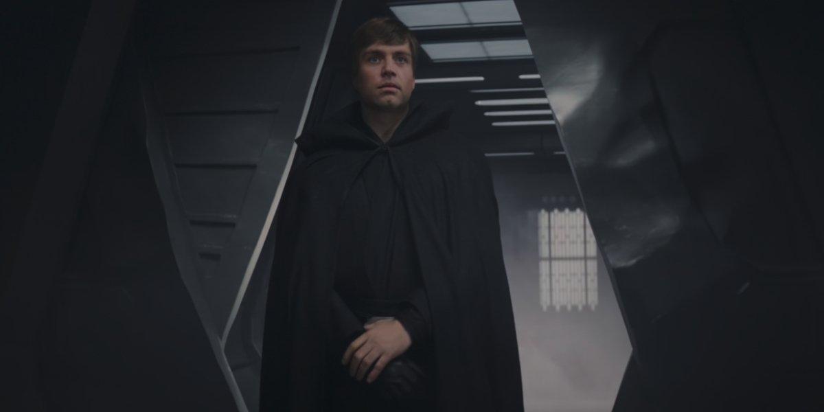 How Star Wars' Mark Hamill Felt Seeing 'Grown Men Cry' Over Luke Skywalker's Return In The Mandalorian