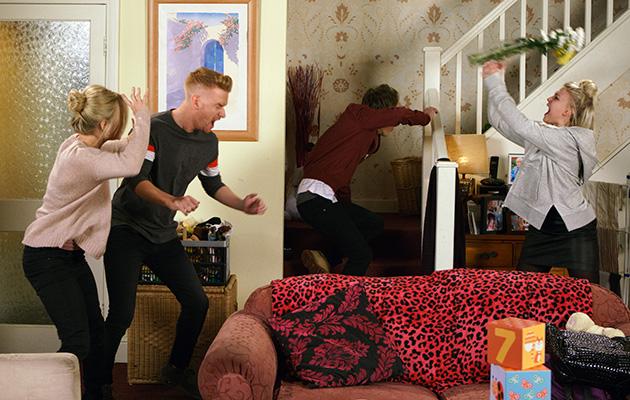 Nathan, Bethany, rage, Sarah, David, Gary, attack