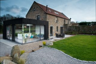 contemporary house extension ideas