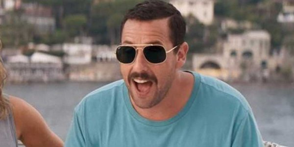 Adam Sandler's Next Netflix Film Is A Holiday Movie, But Not
