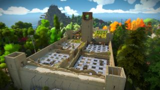 The Witness walkthrough & puzzle guide
