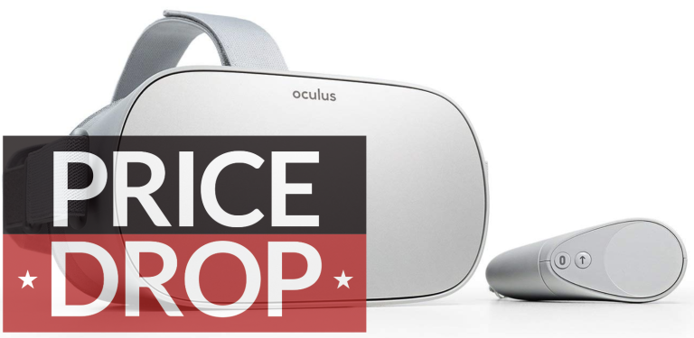 Oculus Go Walmart Black Friday deals