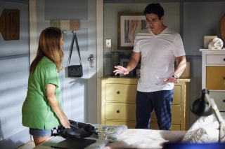 Home and Away spoilers, Justin Morgan, Leah Patterson