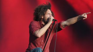 Rage Against The Machine at Download festival 2010