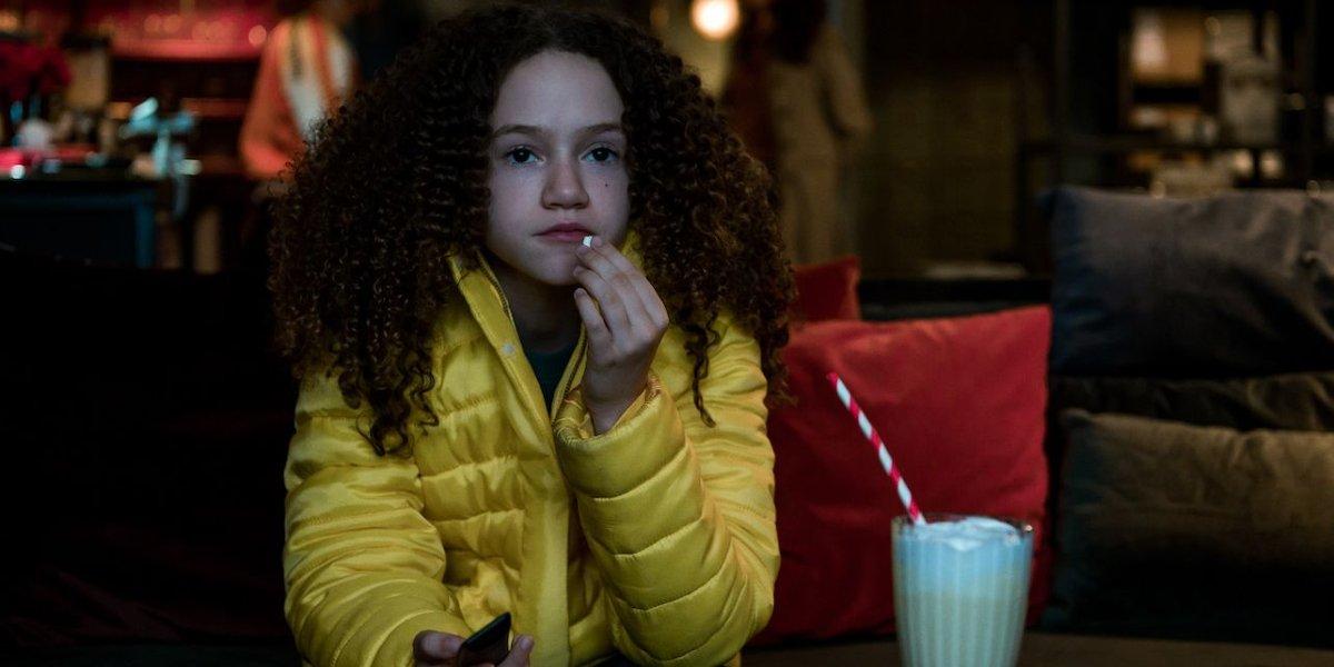 Chloe Coleman in Gunpowder Milkshake