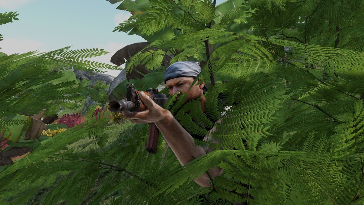 How a jungle map made Arma 3 grittier in 2016 | PC Gamer