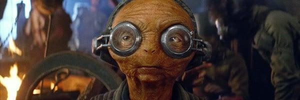 Maz Kanata Lupita Nyong'o Star Wars The Force Awakens