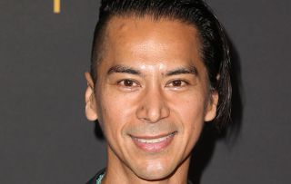 The Walking Dead's Kalani Queypo on playing Native American Indian Chacrow in Jamestown