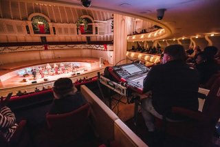 DiGiCo at the Chicago Symphony and Godsmack