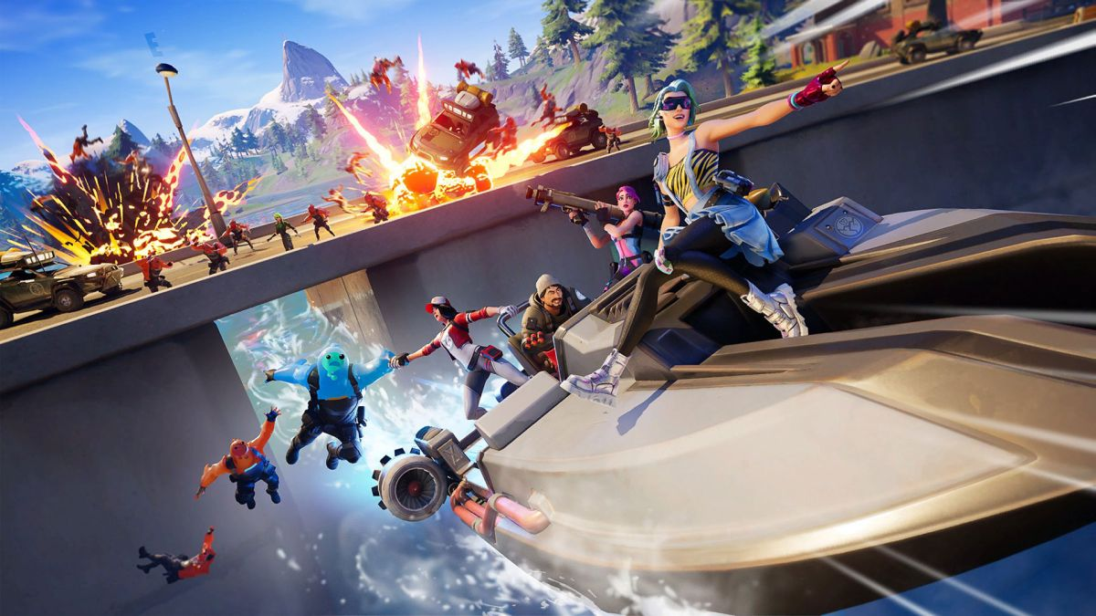 Fortnite EGO and ALTER: Who are they, and how do they fit into the Chapter 2 lore?