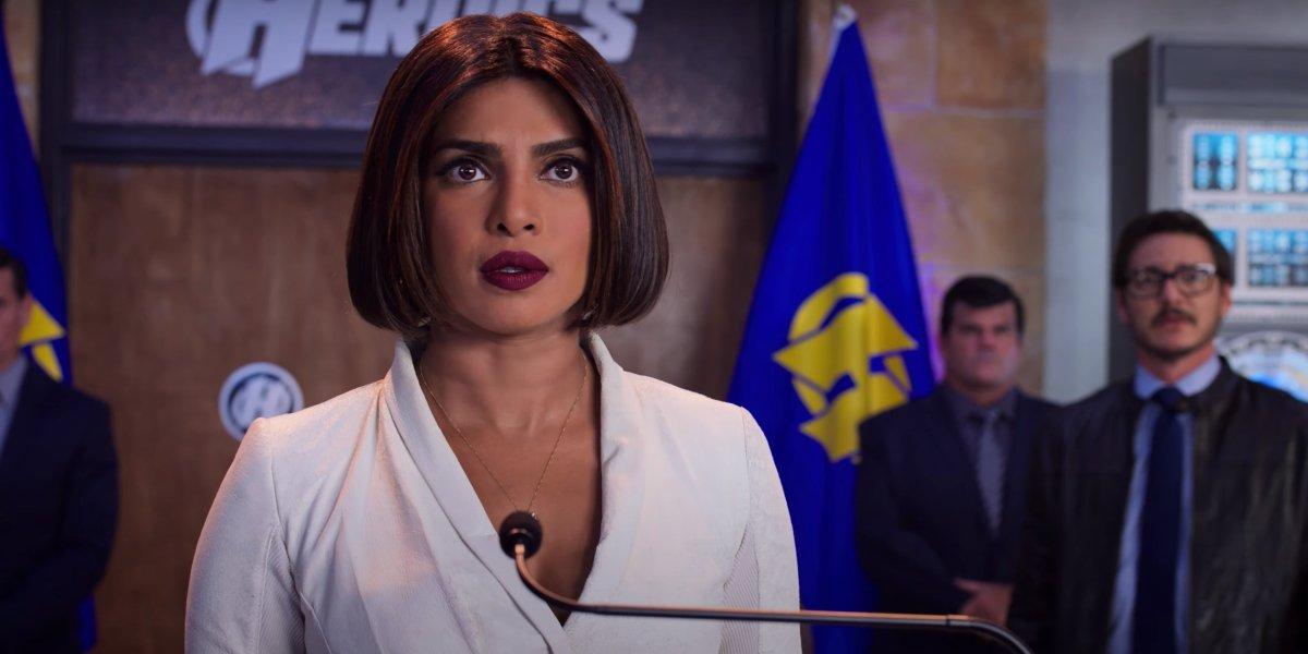 Priyanka Chopra Jonas in We Can Be Heroes