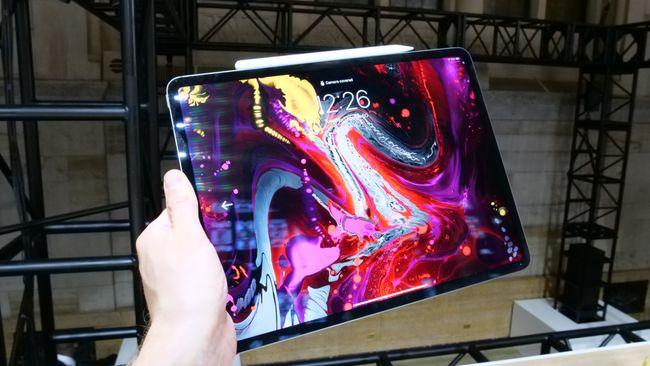 iPad Pro 2018 và iPad Pro 2017 | newsrnd com
