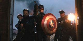Cast of Captain America: The First Avenger (2011)