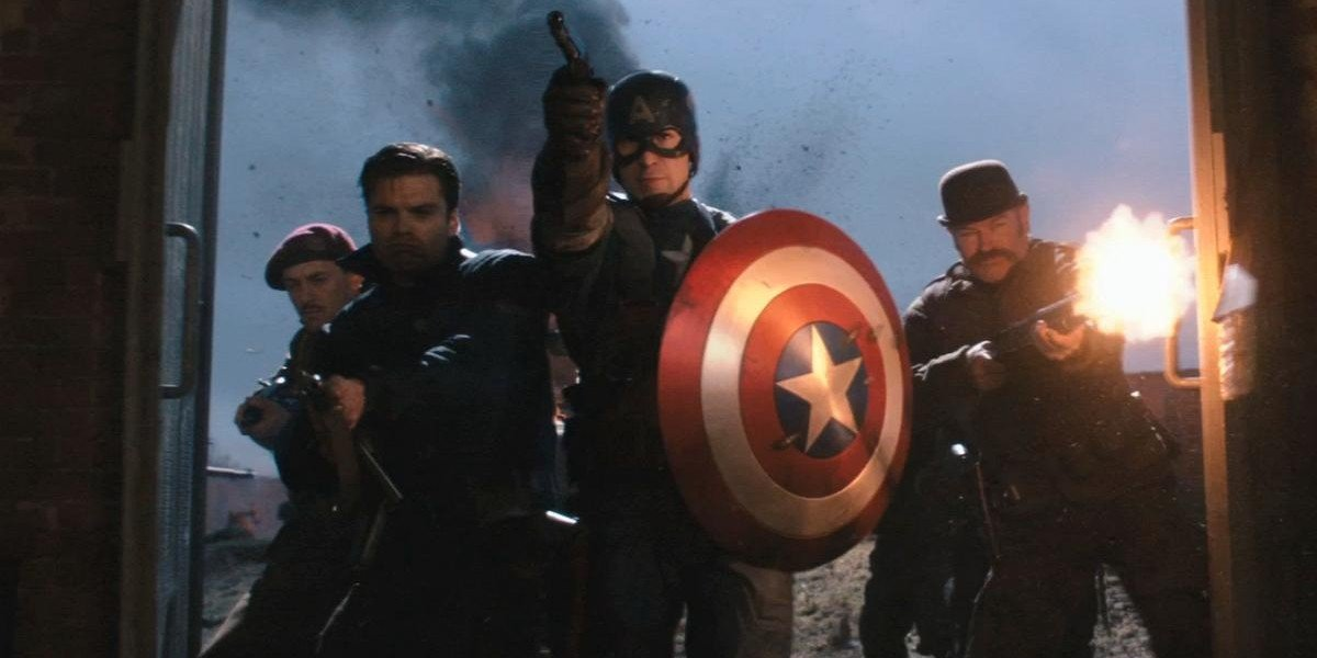 Captain America Fan Art Gives First Avenger Poster A Vintage Look, And I Can't Look Away