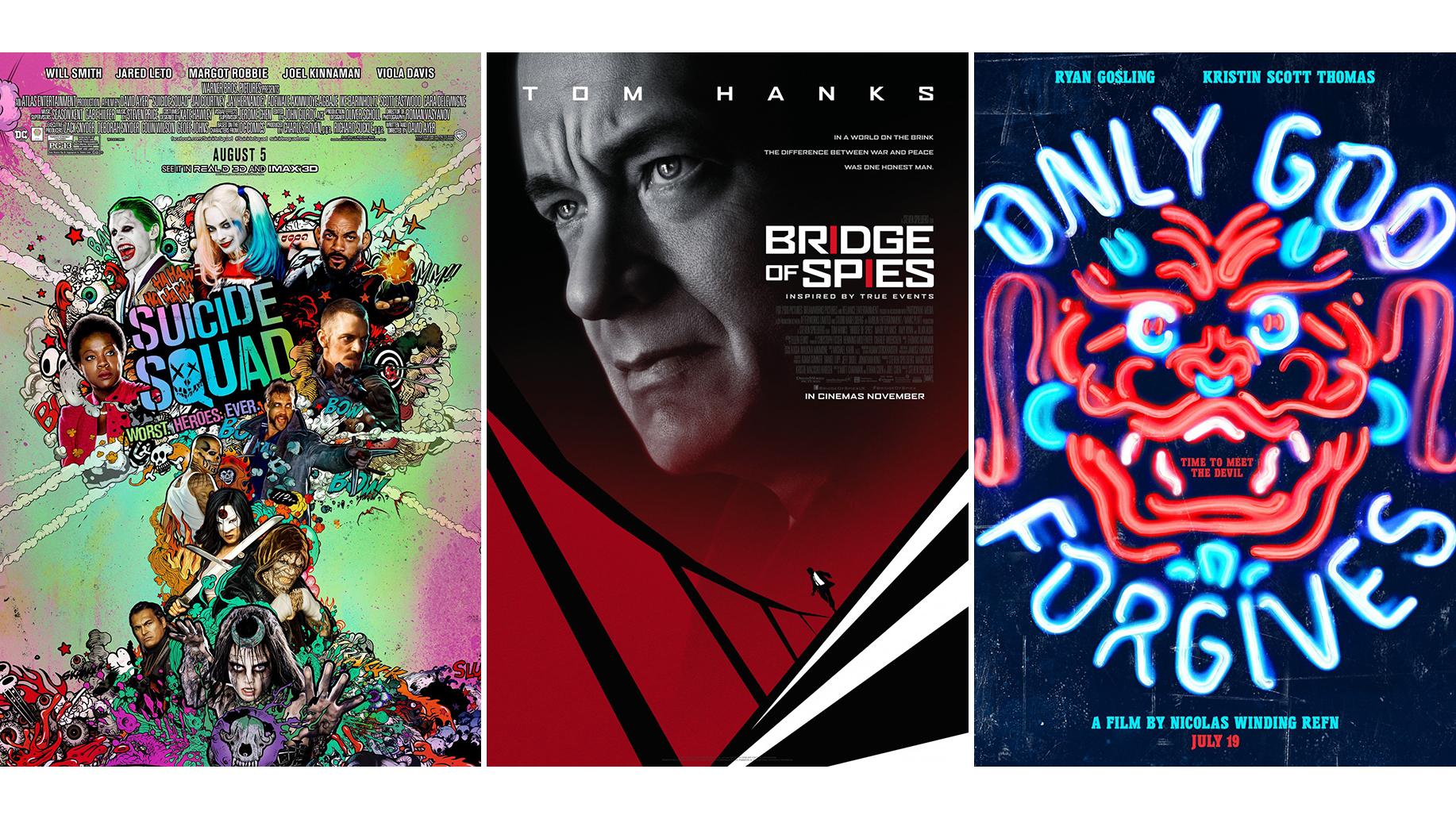 4 Classic Movie Poster Designs Making A Comeback