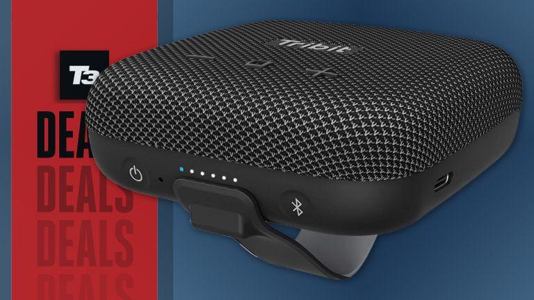 tribit stormbox micro bluetooth speaker deal