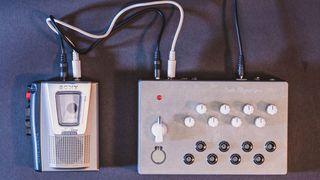 OM-1 Cassette synth