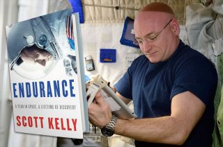 scott kelly endurance book