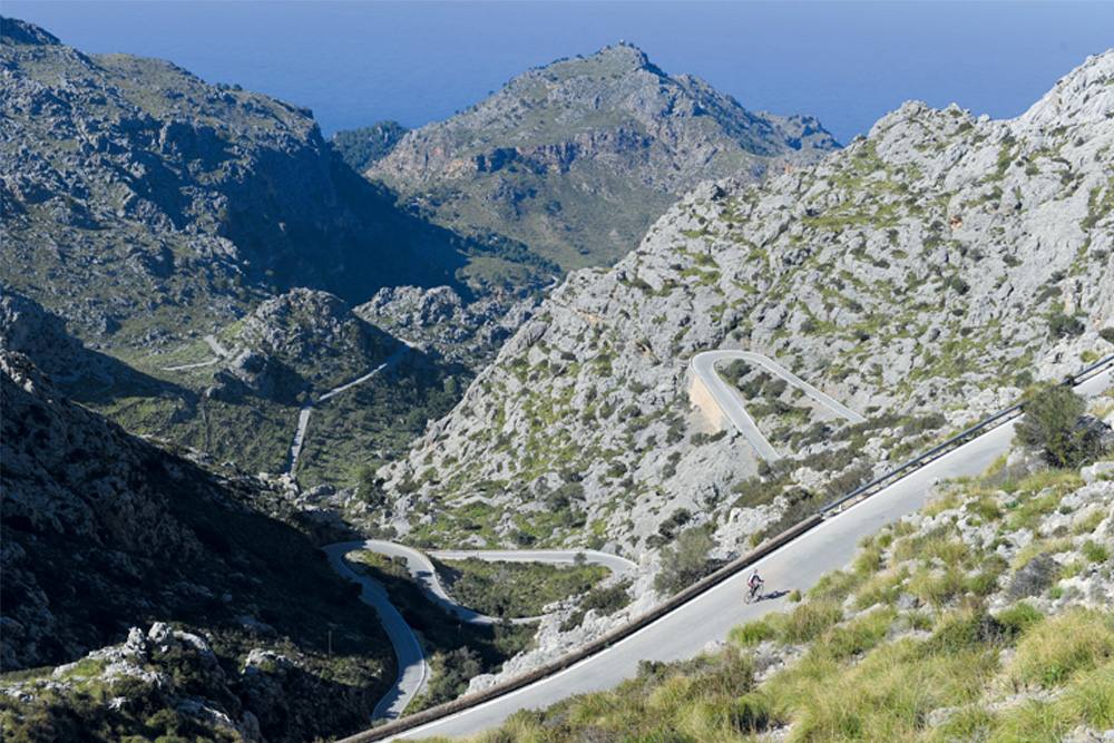 Your chance to challenge the pros in Sa Calobra time trial - Cycling Weekly