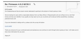 Bose investigates QuietComfort 35 II headphones issue